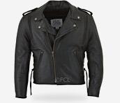 Classic Motorcycle Jacket II